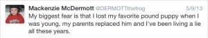 tweet--spot is a lie