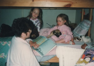 falling asleep reading 4