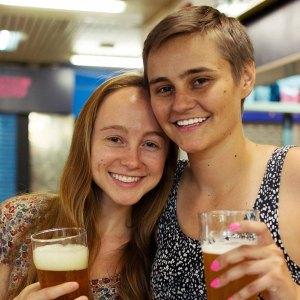 sisters in spain