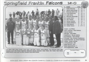 Franklin Team