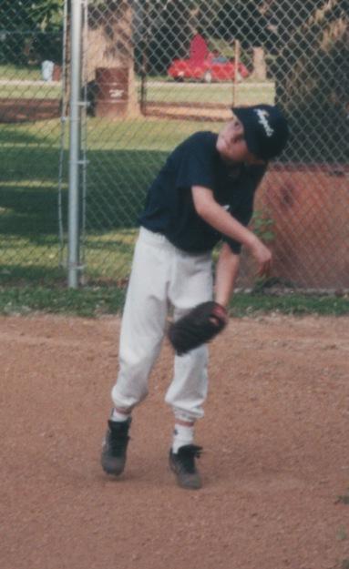 Mack throwing