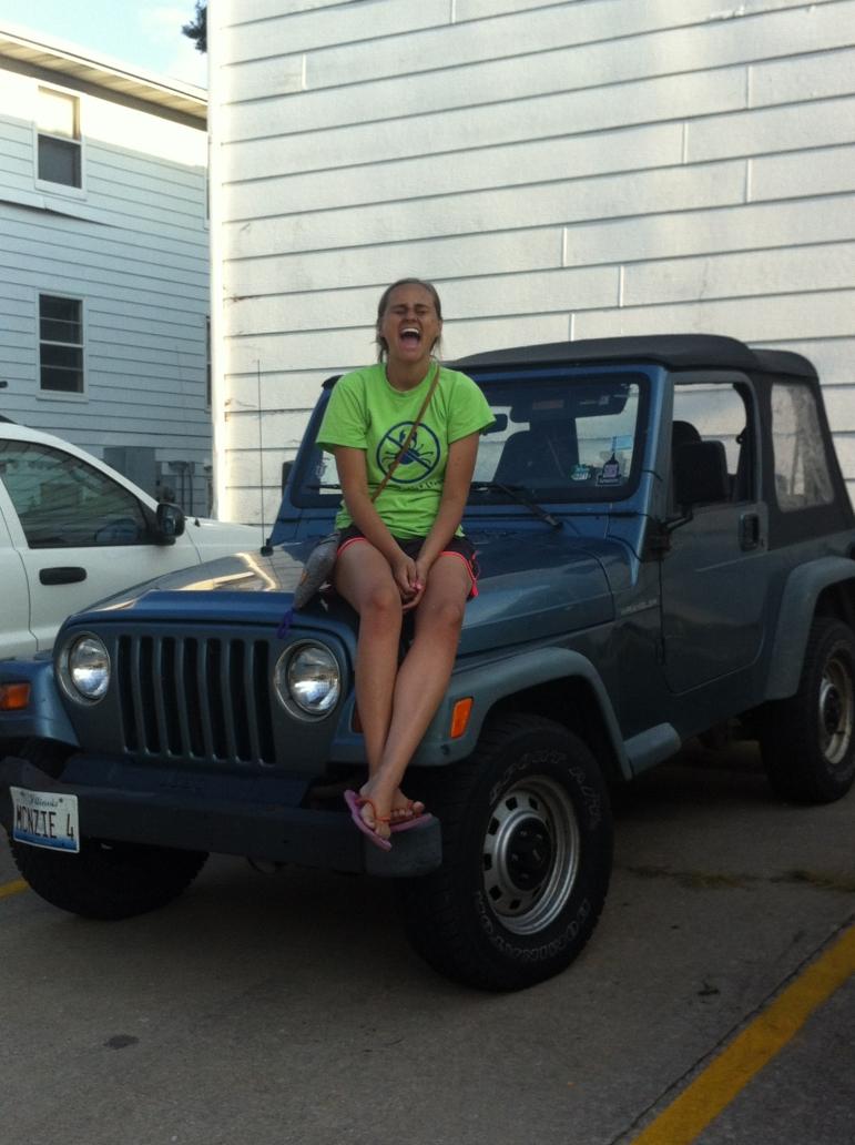 on-jeep