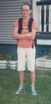 First Day of 6th Grade (2005)